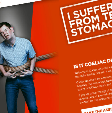 Is It Coeliac Disease UK